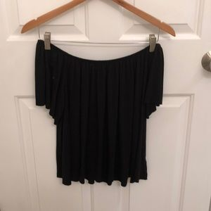 Urban Outfitters off the shoulder top!